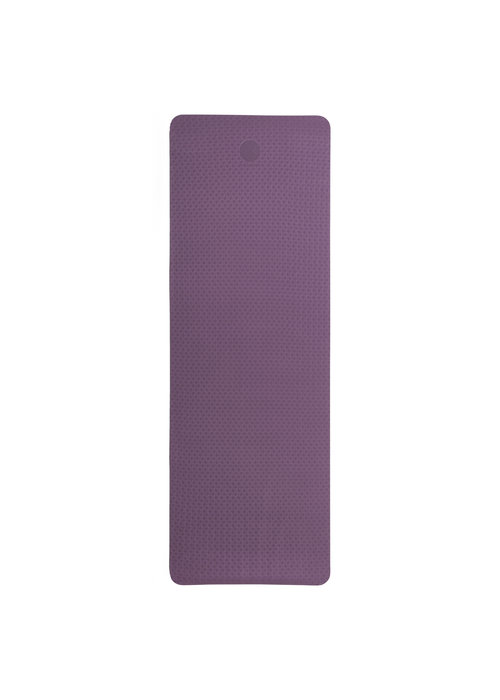Yogisha Yogisha Soft & Light Yogamat 183cm 61cm 6mm - Aubergine