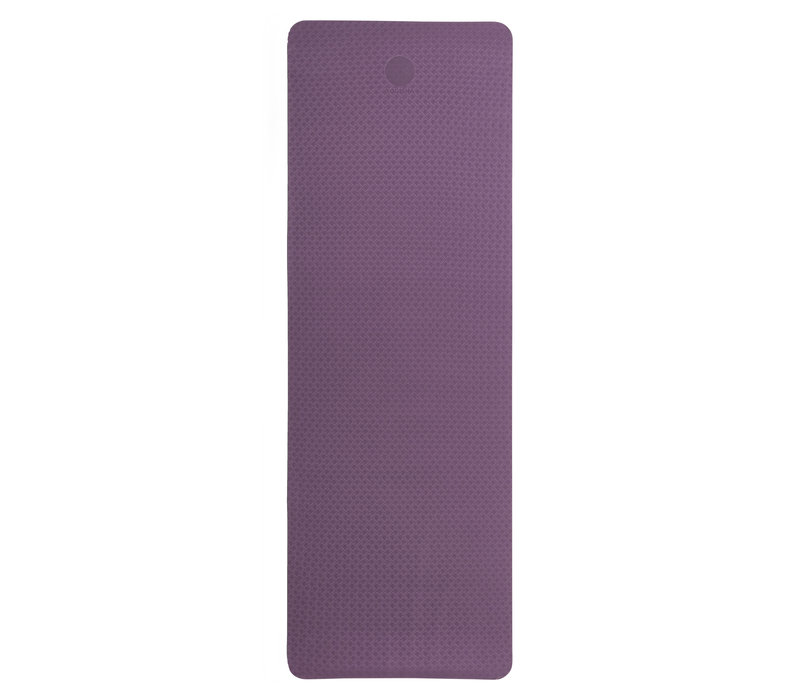 Yogisha Soft & Light Yogamatte 183cm 60cm 6mm - Aubergine