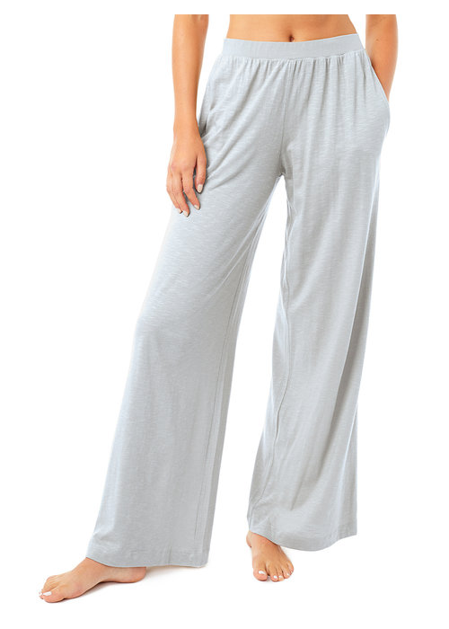Mandala Mandala Extra Wide Pants - Grey