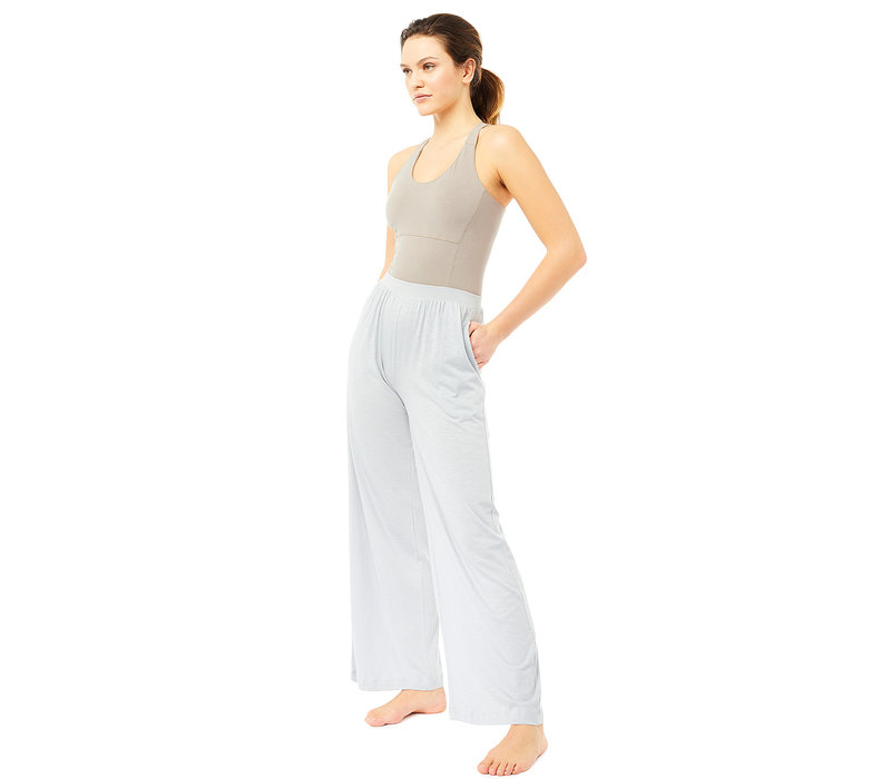 Mandala Extra Wide Pants - Grau