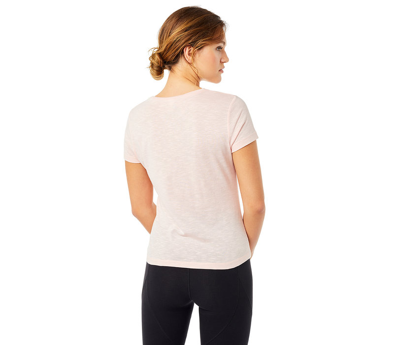 Mandala Basic T-Shirt - Powder