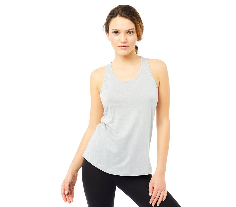 Mandala Basic Tank Top - Grey