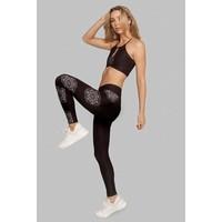 Wolven Crossover Pocket Legging - Luna