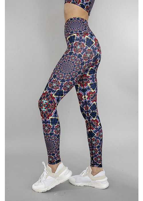 Wolven Wolven Legging - Moonlight Mandala