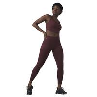 PrAna Becksa 7/8 Legging - Maroon Heather