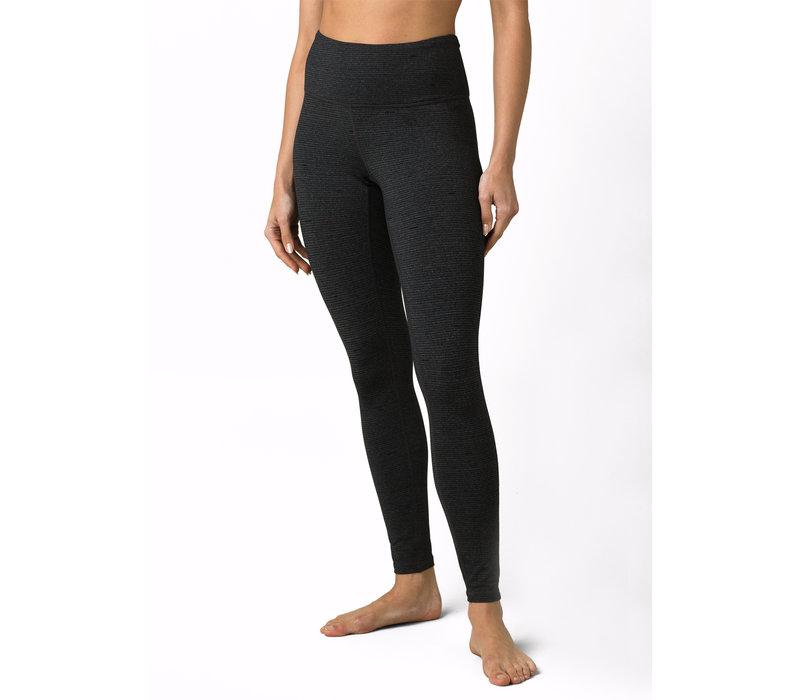 PrAna Transform Legging - Charcoal Weave