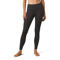 PrAna Transform Legging - Charcoal Stripe