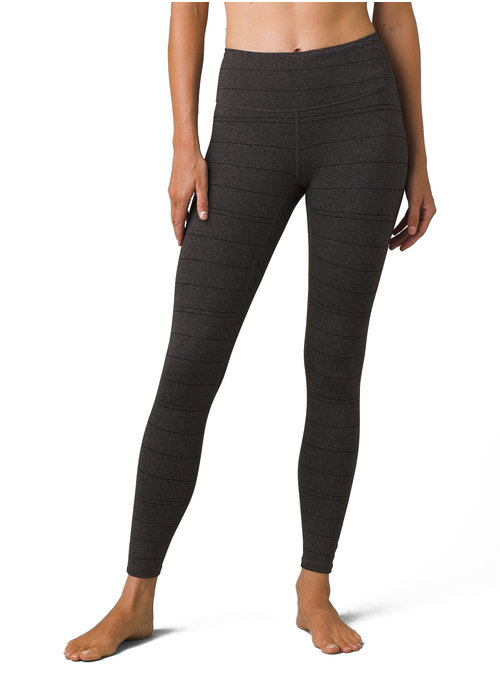 PrAna PrAna Transform Legging - Charcoal Stripe