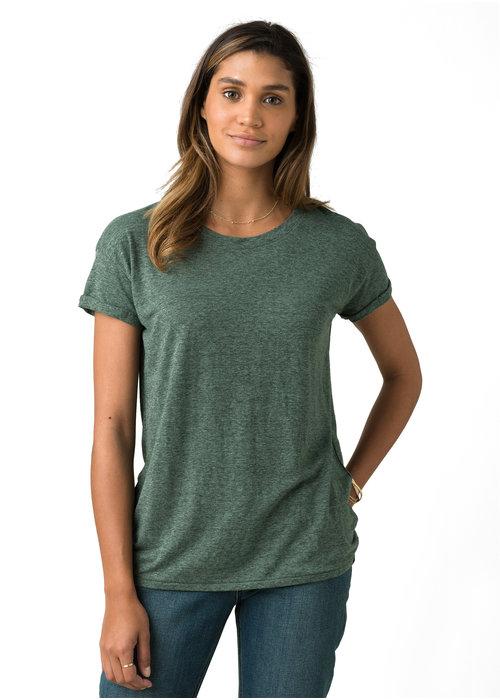PrAna PrAna Cozy Up T-shirt - Canopy Heather
