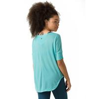 PrAna Helani Top - Soft Azurite