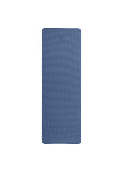 Yogisha Yogisha Soft & Light Yogamat 183cm 61cm 6mm - Donkerblauw/Lichtblauw