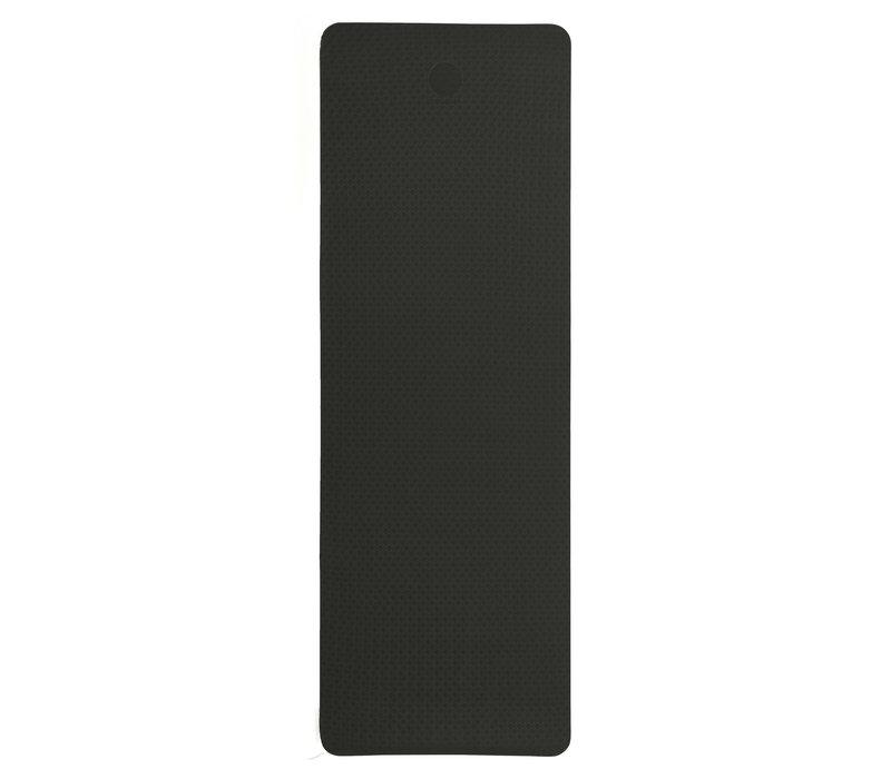 Yogisha Soft & Light Yogamat 183cm 60cm 6mm - Zwart
