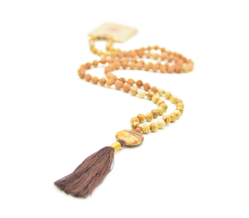 Mala Spirit Self Creation Mala