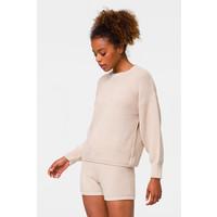 Onzie Cozy Knit Sweater - Cuban Sand
