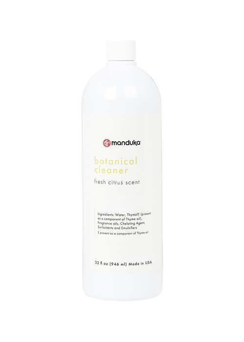 Manduka Manduka Botanical Cleaner 946ml - Fresh Citrus