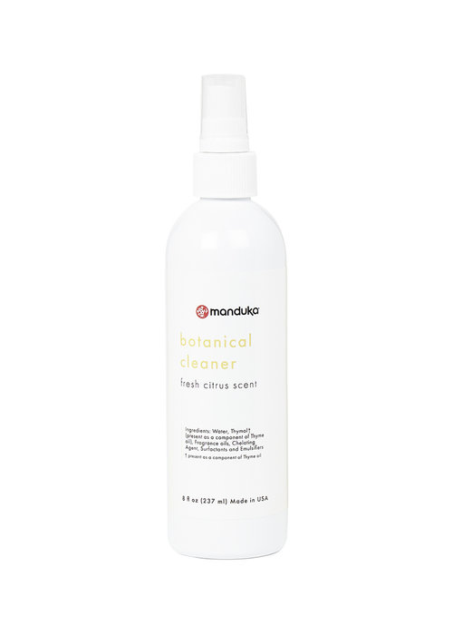 Manduka Manduka Botanical Cleaner 227ml - Fresh Citrus