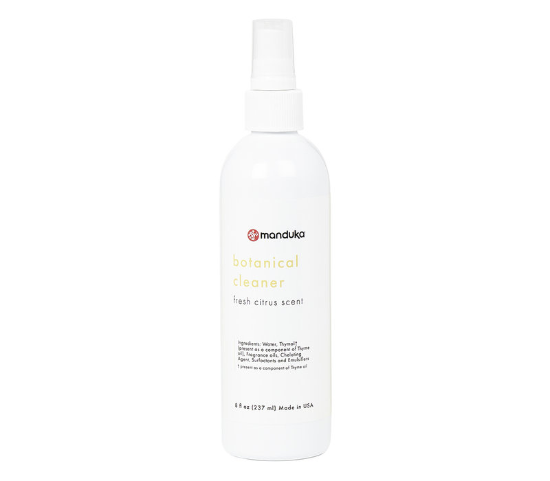 Manduka Botanical Cleaner 227ml - Fresh Citrus