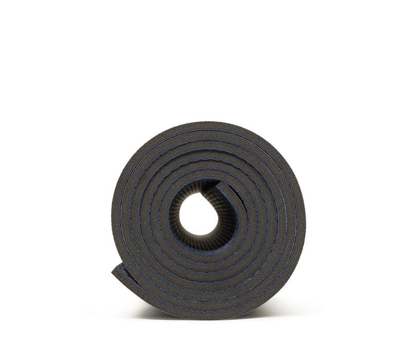 Manduka Pro Travel Yoga Mat 200cm 60cm 2.5mm - Black
