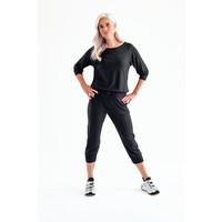 Asquith Crop Pants - Black