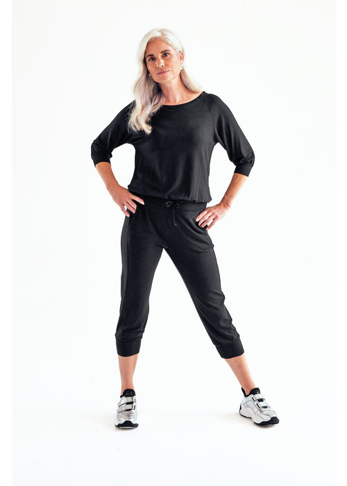 Asquith Asquith Crop Pants - Black