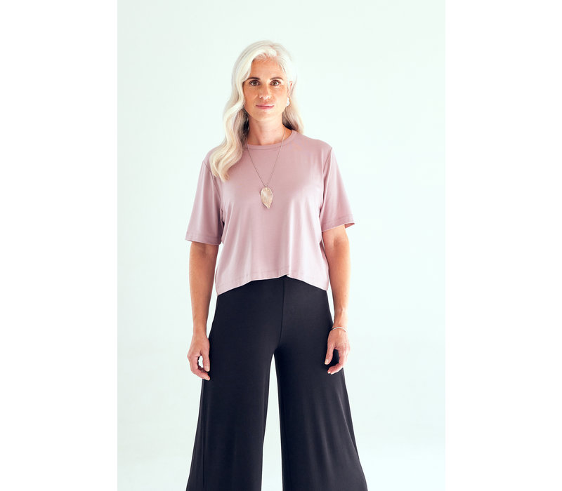 Asquith Movement Tee - Blush