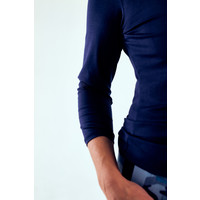 Asquith 3/4 Sleeve Tee - Midnight