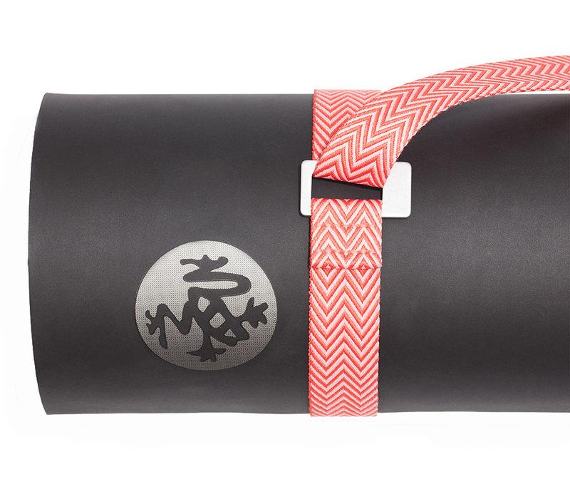Manduka Yoga Mat Carrier Go Move -Coral