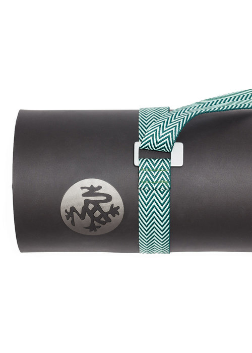 Manduka Manduka Yoga Mat Carrier Go Move -Deep Sea