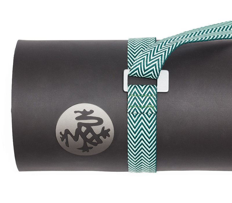 Manduka Yoga Mat Carrier Go Move -Deep Sea