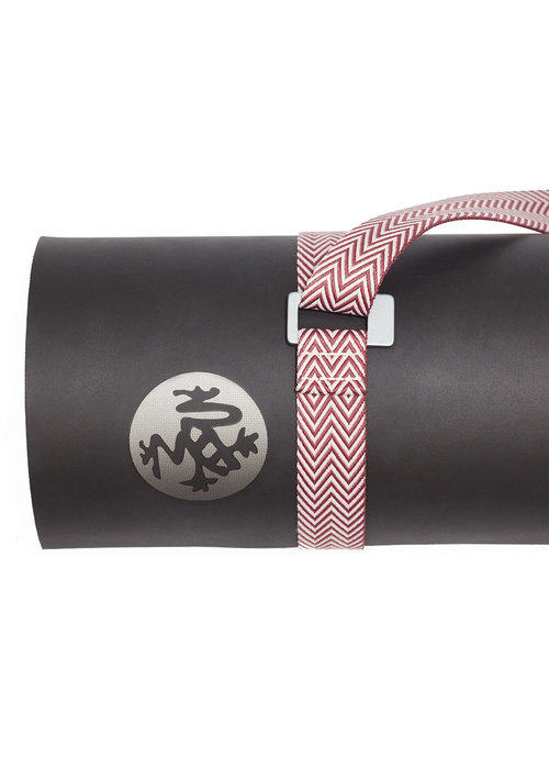 Manduka Manduka Yoga Mat Carrier Go Move - Clay