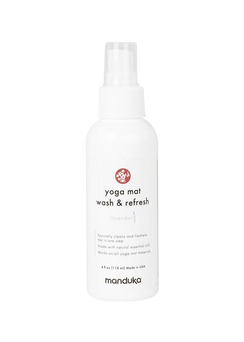 Manduka Manduka Yoga Mattenreiniger & Refresh 118ml - Lavendel