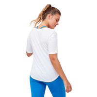 Manduka Enlightened Tee - Weiß