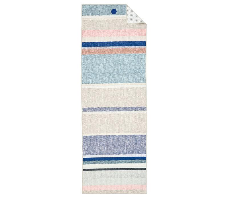 Yogitoes Yoga Handdoek 172cm 61cm - Linen Stripe