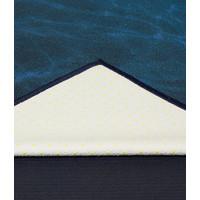 Yogitoes Yoga Handdoek 172cm 61cm - Turtle Sea