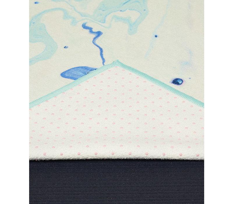 Yogitoes Yoga Towel 172cm 61cm - Ocean Swell