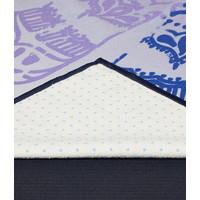 Yogitoes Yoga Handdoek 180cm 61cm - Chakra Blue