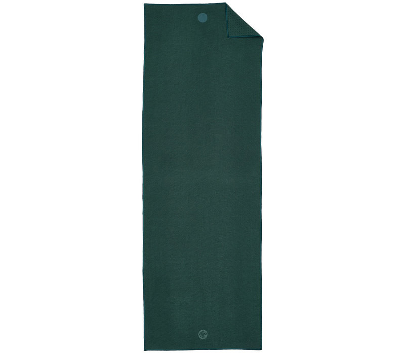 Yogitoes Yoga Handdoek 180cm 61cm - Deep Sea