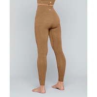 Moonchild Yoga Wear Seamless Leggings - Camel