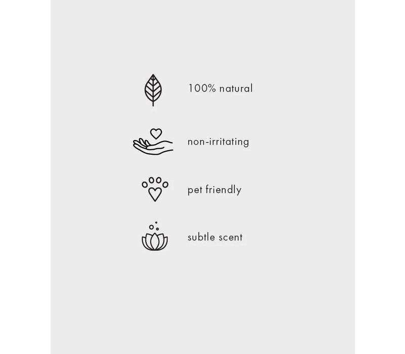 Manduka Yoga Mat Wash & Refresh 237ml - Lemongrass