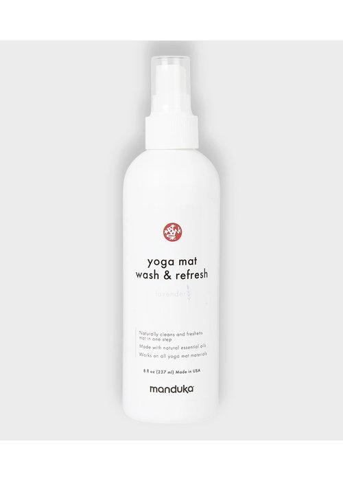 Manduka Manduka Yoga Mattenreiniger & Refresh 237ml - Lavendel