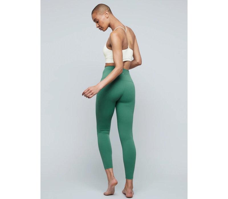 Moonchild Yoga Wear Lunar Luxe Legging - Emerald