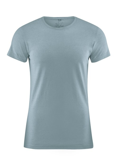 HempAge HempAge  Slimfit T-Shirt - Aloe