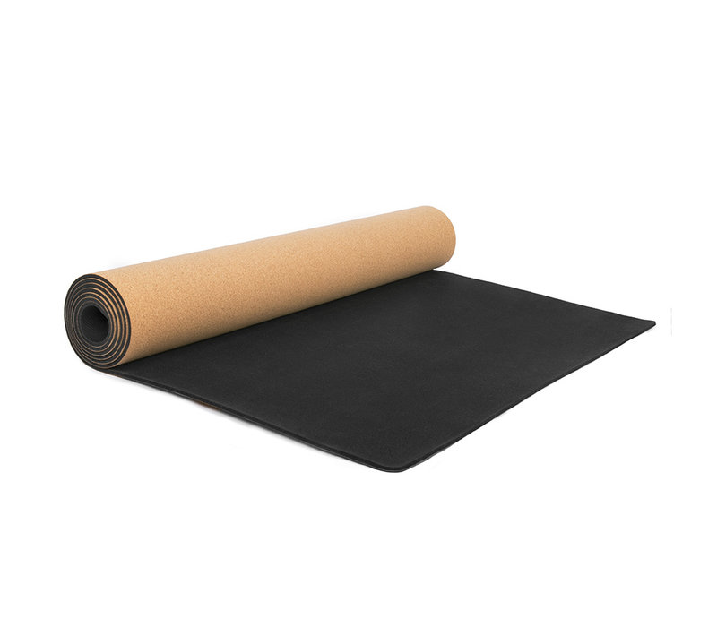 Yogisha Kork Yogamatte  183cm 61cm 4mm
