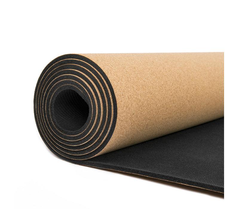 Yogisha Cork Yoga Mat 183cm 61cm 4mm