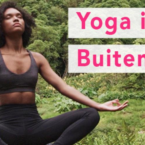 Waarom yoga in de buitenlucht goed voor je is