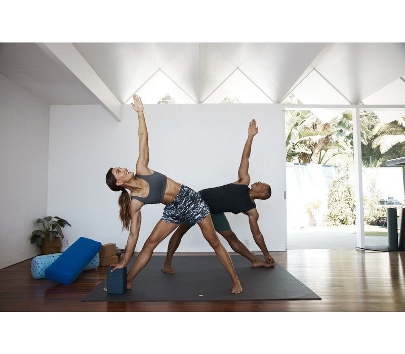 Manduka Pro Squared Yoga Matte - Schwarz
