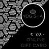 Yogisha Online Cadeaubon 20 euro