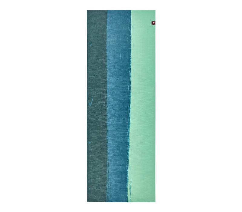 Manduka eKO Lite Yoga Mat 172cm 61cm 4mm - Thrive 3 Stripe