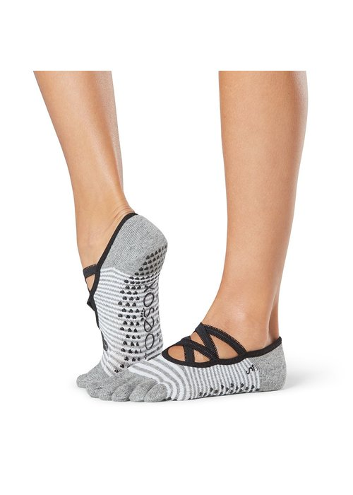 Toesox Toesox Yoga Sokken Elle Dichte Tenen - Be Mine