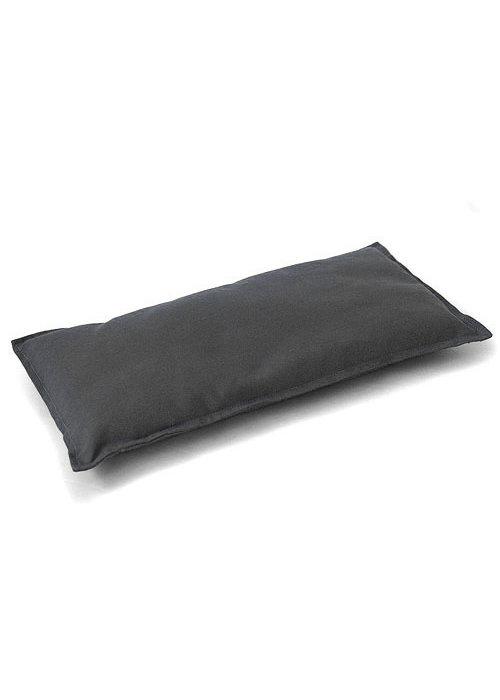 Lotus Design Meditation Bench Cushion - Anthracite